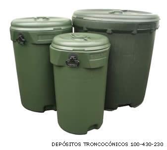 Dep sitos para el almacenamiento de agua trococ nicos - Depositos de agua rectangulares ...